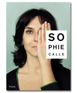 Sophie Calle - foto divulgação